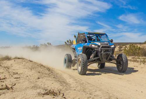Baja Rally: Battle to the Bitter End