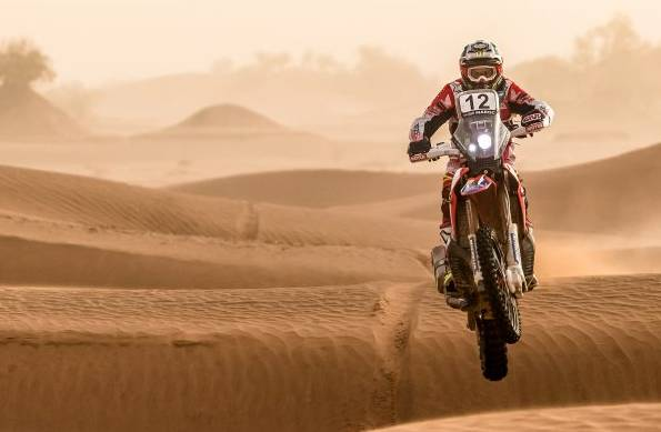 Monster Energy Honda Team looks forward to the Dakar after a first-rate season