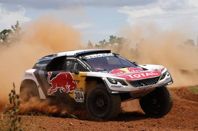 Peugeot to quit cross-country rally