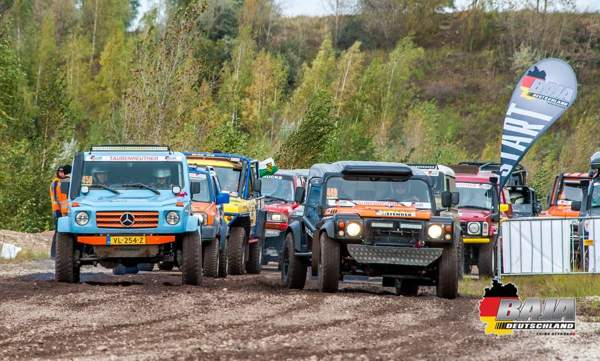 Baja Deutschland 2018: We are pleased to announce the dates for next year's race!