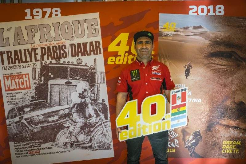 Dakar 2018: The 40th edition of the Dakar is expected to make the history books.
