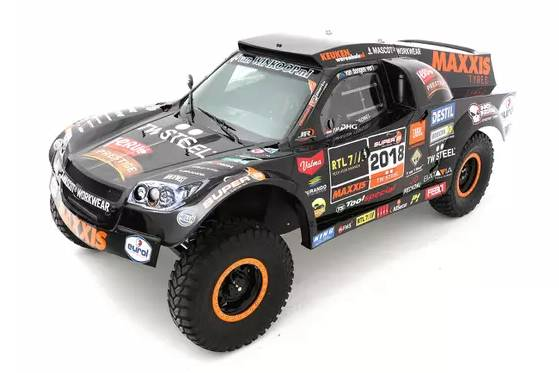 Dakar 2018: Tim and Tom Coronel team up to drive