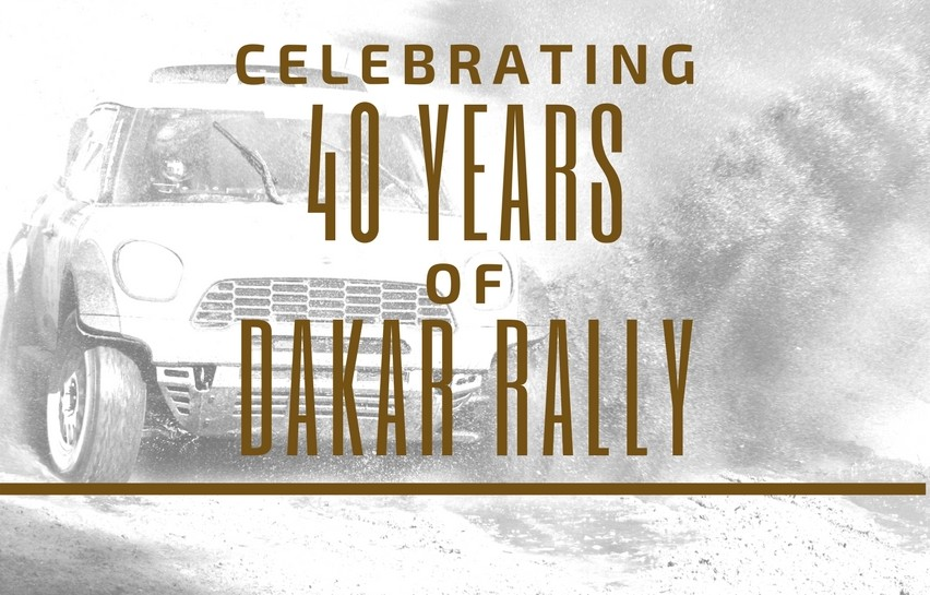 Countdown to 40th Dakar Rally: D-80
