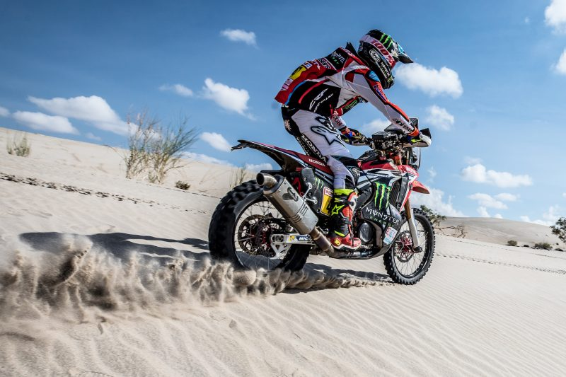 Dakar 2018: Two sides of the same coin in the Super-Fiambalá