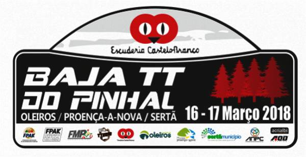 Baja TT do Pinhal: A Power Stage for the 1st time in the race program