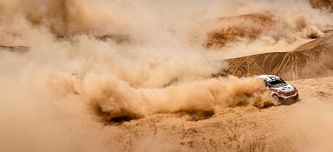 Rally-Raid Network - Dakar 2019: Erik Wevers forced to retire