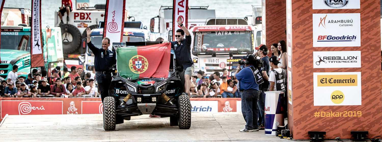 Rally-Raid Network - Dakar 2019: Portuguese Champion Ricardo
